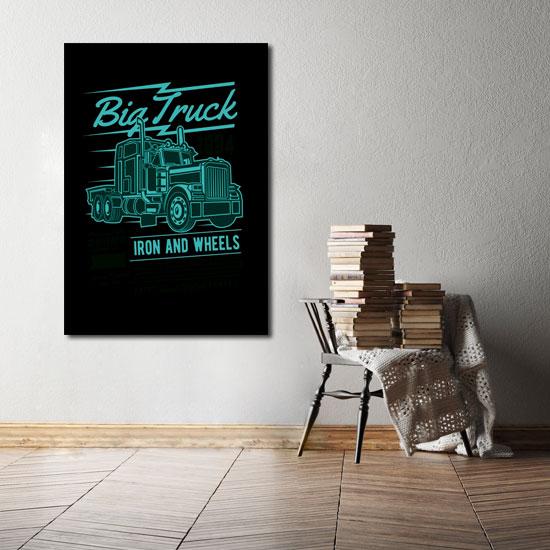 plakaty z wyścigami