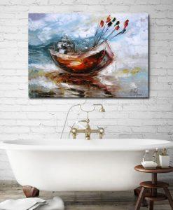 plakat jak malowany - łódź