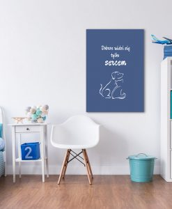 plakaty z psem