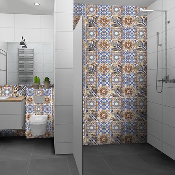 Naklejki Maroko Na Kafelki Do łazienki Kuchni Lub Pod Schody