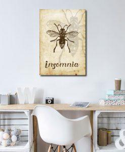 plakaty z robakami
