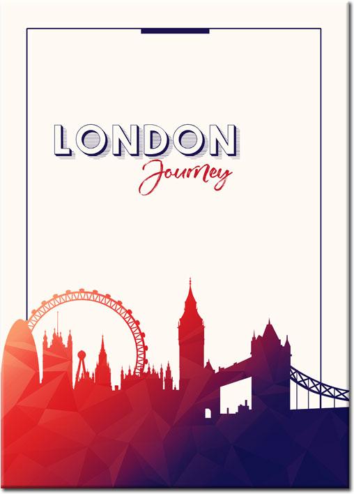 plakaty z LOndynem