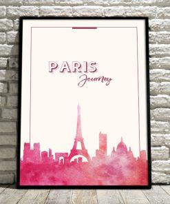 plakaty o podróżach