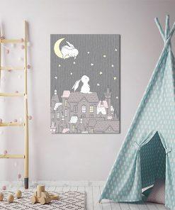 plakaty o nocy