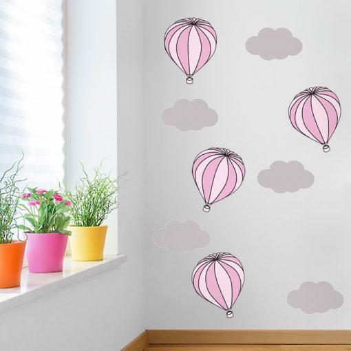 dekoracje z balonami