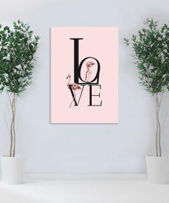 plakaty z love