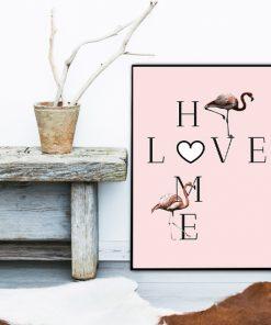 plakaty love