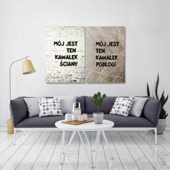 Oryginalne wzory plakaty