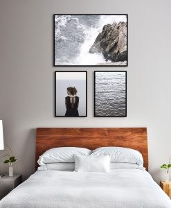 Plakaty z motywem morza do sypialni