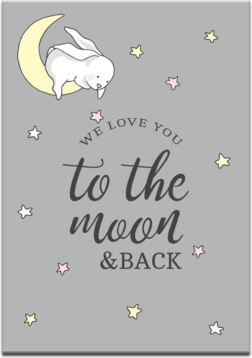 plakaty z króliczkiem