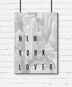 Plakat New York lover