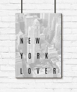 Plakat New York lover