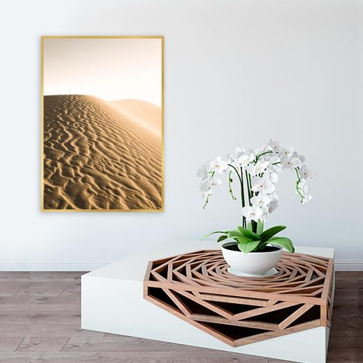 Plakat motyw pustyni