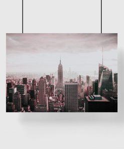 Plakat Nowy Jork