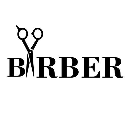 Ornament ścienny dla barbera