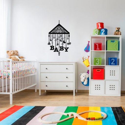 Naklejka ścienna do pokoju dziecięcego
