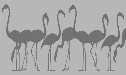 mrożonka z flamingami