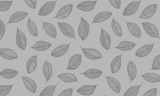 okleina z listkami