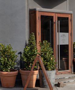 marozonka na drzwi dla pracowni florystycznej