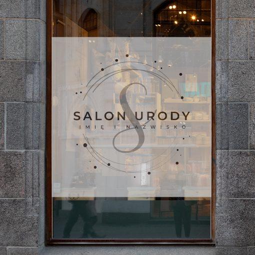 mrożonka z logo firmy kosmetycznej