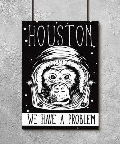 plakat houston we have a problem