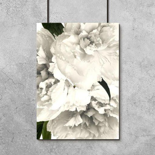 Plakat do ramy z motywem botanicznym