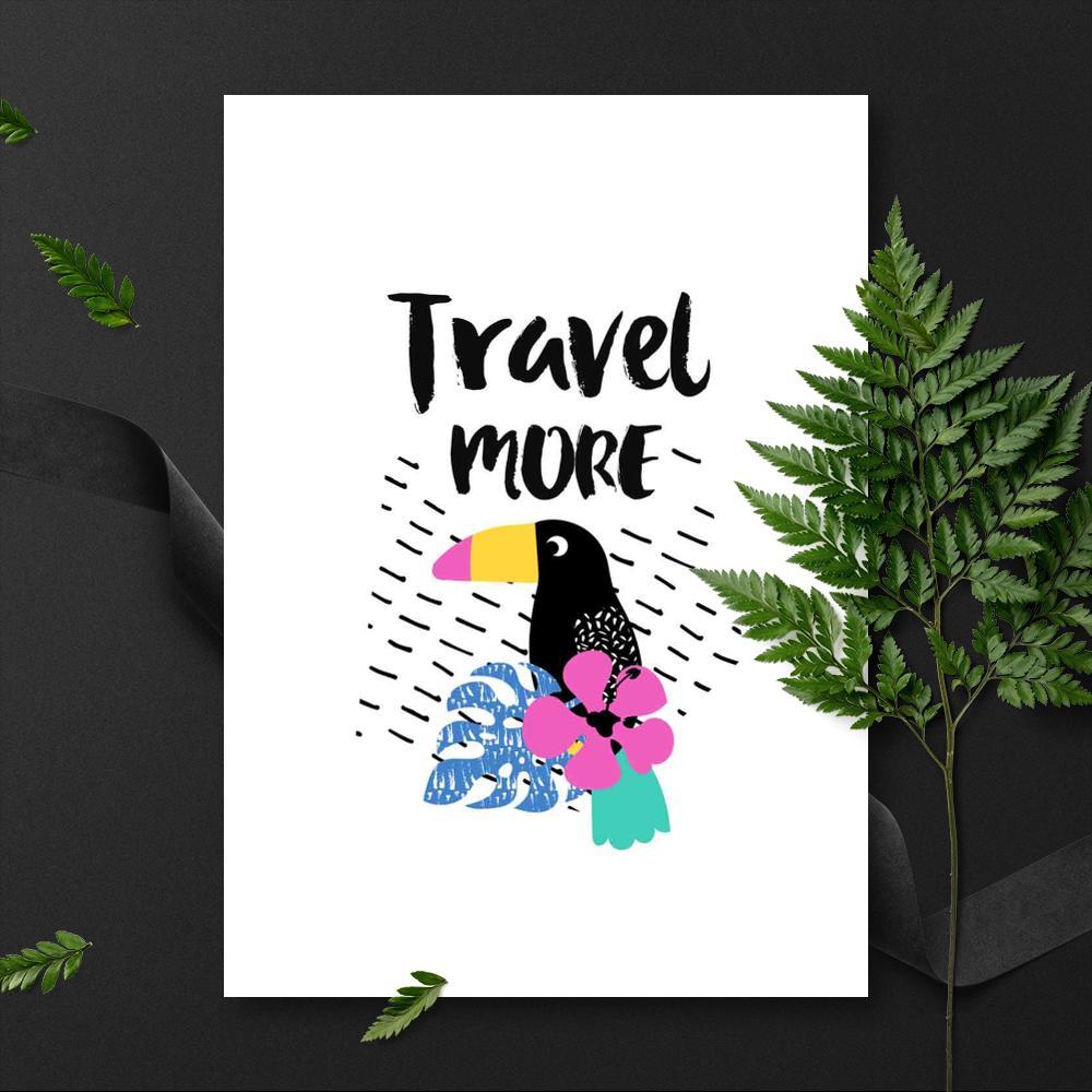 Plakaty do biura podróży