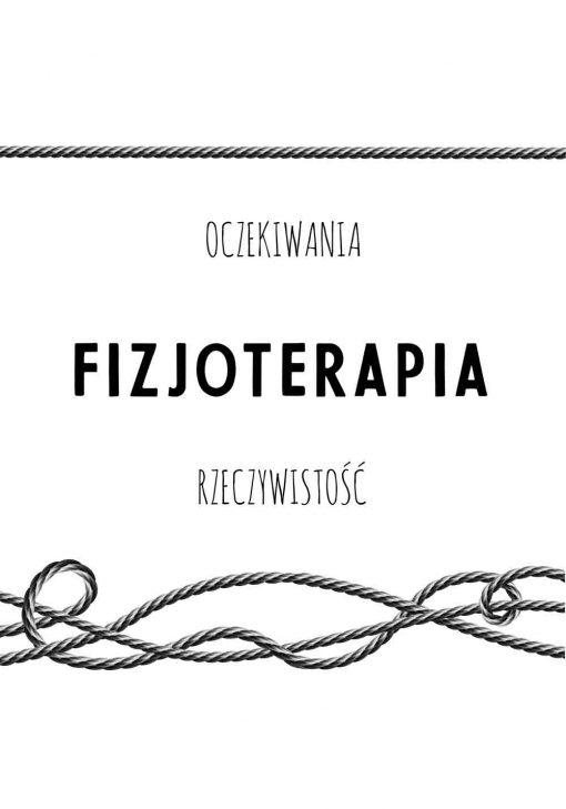 Plakat - Fizjoterapia