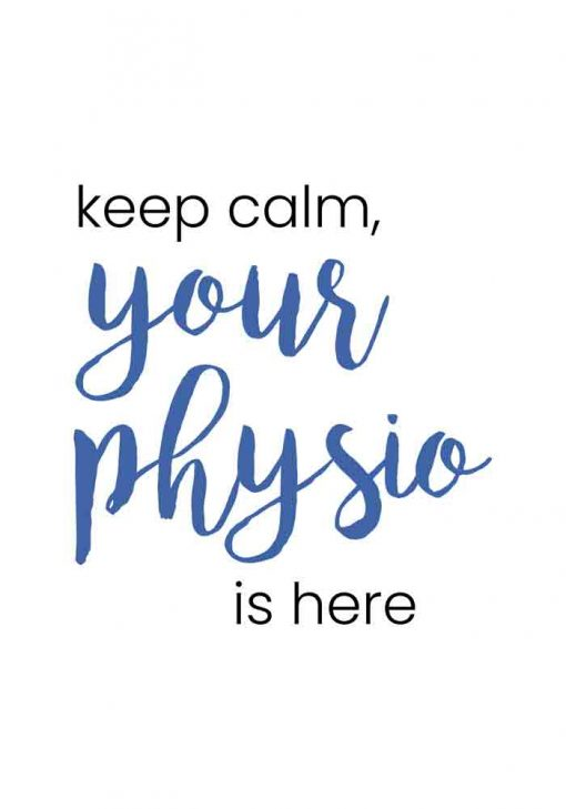 Plakat - Your physio