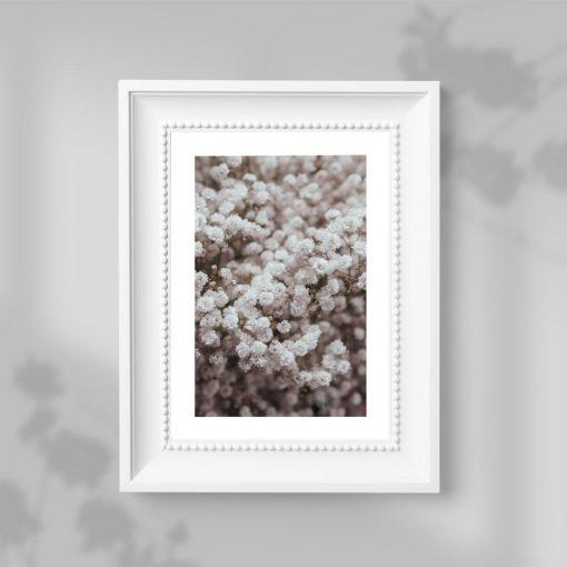 Plakat do przedpokoju - Kwiatki