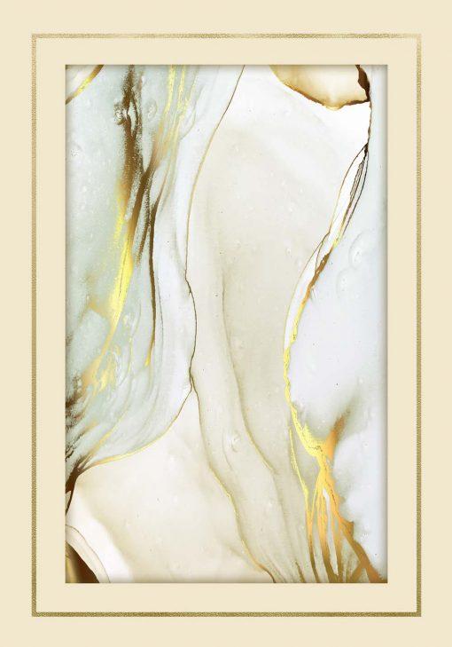 Plakat abstrakcyjny wzór