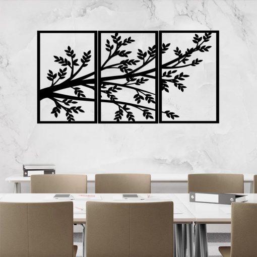 Panel dekoracyjny z motywem drzewnym