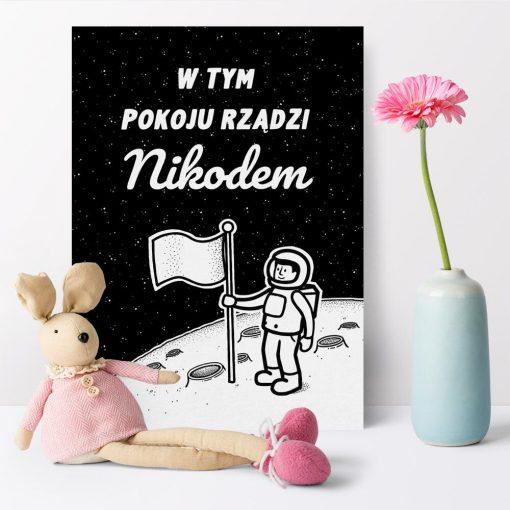 Plakat dla dziecka indywidualny